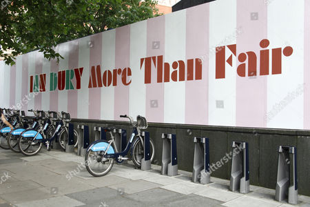 Ian Dury More Than Fair Exhibition
