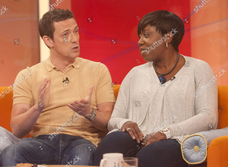 Editorial image of 'Lorraine Live' TV Programme, London, Britain - 30 Jul 2013