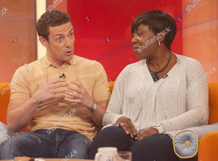 Editorial picture of 'Lorraine Live' TV Programme, London, Britain - 30 Jul 2013