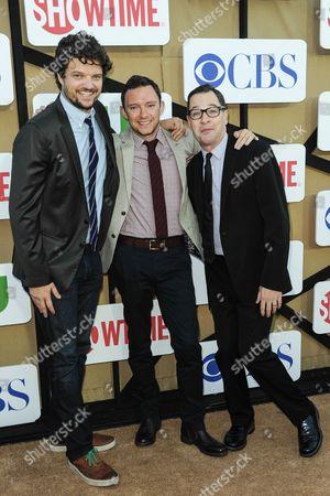 Matt Jones, Nate Corddry, French Stewart