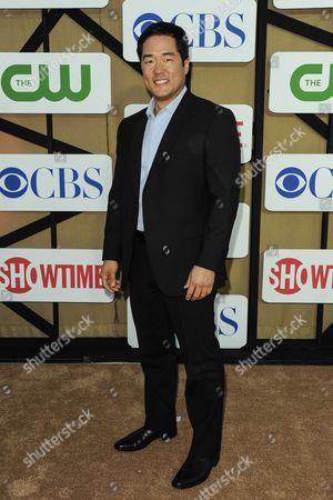Editorial image of CBS/CW/Showtime Summer TCA Party, Los Angeles, America - 29 Jul 2013