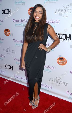 Editorial image of One Girl At A Time fundraiser, Los Angeles, America - 30 Jul 2013