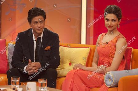 ShanRukh Khan and Deepika Padukone