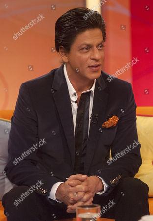 Stock Image of ShanRukh Khan