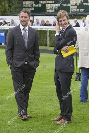 Michael Owen and John Maxse