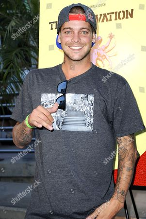 Stock Picture of Ryan Sheckler