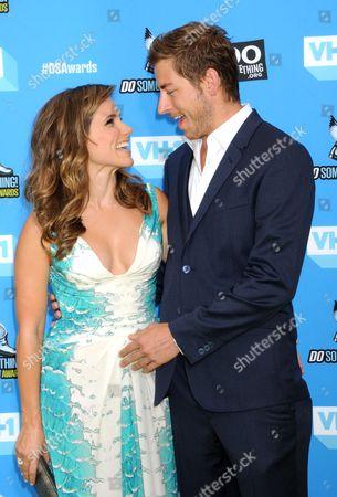 Sophia Bush and boyfriend Dan Fredinburg