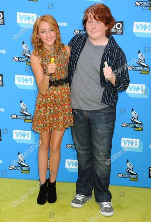 Noah Cyrus and Tucker Albrizzi