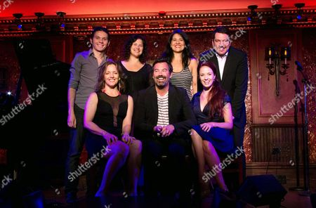 Anat Cohen, Maucha Adnet, Paulo Szot, Alice Ripley, Duncan Sheik and Sierra Boggess