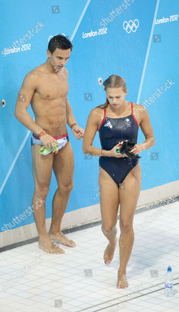Olympic Games London 2012 Team Gb Divers Editorial Stock Photo Stock Image Shutterstock