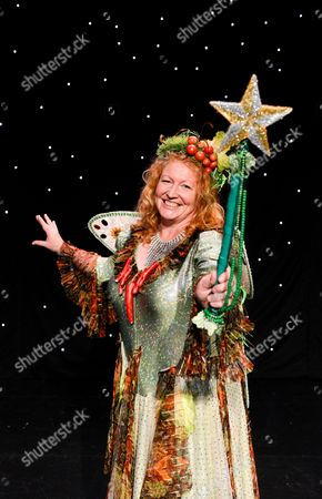 Charlie Dimmock (Fairy Organic)
