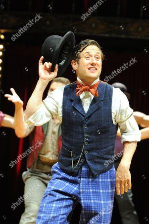 Christopher Fitzgerald as Barnum