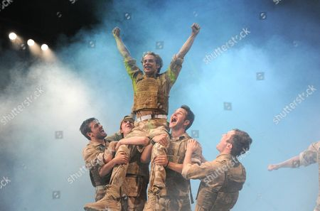 Editorial image of 'All's Well That Ends Well' play performed by the Royal Shakespeare Company at Stratford upon Avon, Britain - 23 Jul 2013