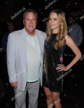 John Heard and his daughter Annika Heard