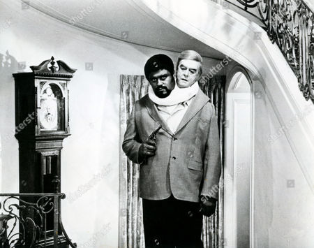 The Thing with Two Heads, Rosey Grier, Ray Milland