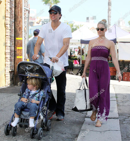 Ali Larter, Hayes MacArthur, Theodore Hayes MacArthur