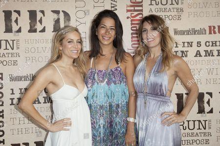 Laura Frerer-Schmidt, Rebecca Minkoff and Michele Promaulayko