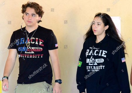 Editorial picture of Prince Michael Jackson and Remi Alfalah out and about, Los Angeles, America - 05 Aug 2013
