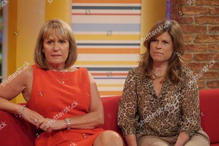 Editorial photo of 'Daybreak' TV Programme, London, Britain. - 07 Aug 2013