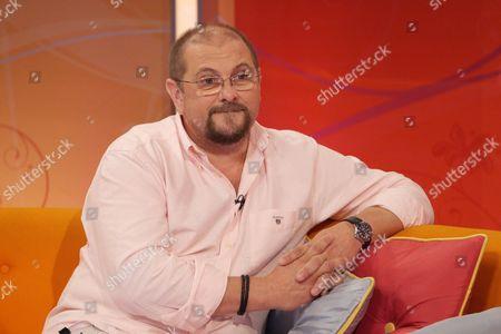 Editorial photo of 'Lorraine Live' TV Programme, London, Britain. - 07 Aug 2013