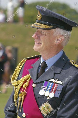 Chief of the Air Staff Sir Stephen Dalton