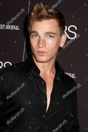 Editorial picture of 'Jobs' film screening, New York, America - 07 Aug 2013