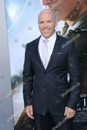 Editorial photo of 'Elysium' film premiere, Los Angeles, America - 07 Aug 2013