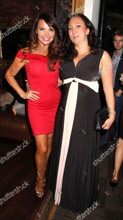 Editorial picture of 'WAG! The Musical' VIP performance after party at the Sanctum Hotel, London, Britain - 07 Aug 2013