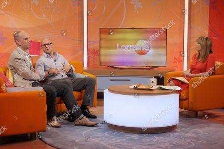 Editorial picture of 'Lorraine Live' TV Programme, London, Britain. - 08 Aug 2013