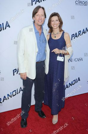 Editorial picture of 'Paranoia' film premiere, Los Angeles, America - 08 Aug 2013