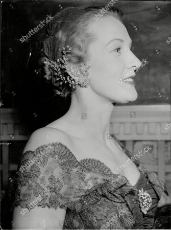 Actress Anne Crawford (died 10/56).