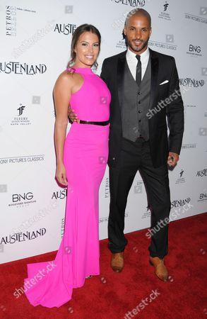 Editorial image of 'Austenland' film premiere, Los Angeles, America - 08 Aug 2013