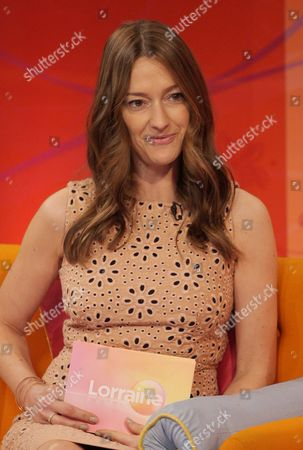 Editorial picture of 'Lorraine Live' TV Programme, London, Britain - 09 Aug 2013