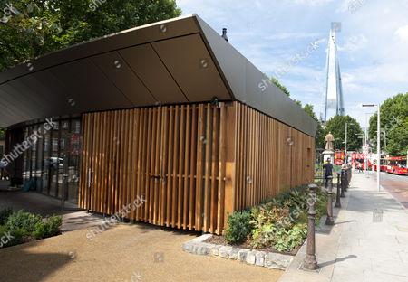 Tom Sellers' restaurant Story near Tower Bridge, London, England, Britain