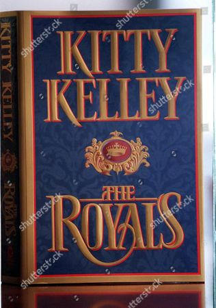'THE ROYALS' BOOK BY KITTY KELLEY