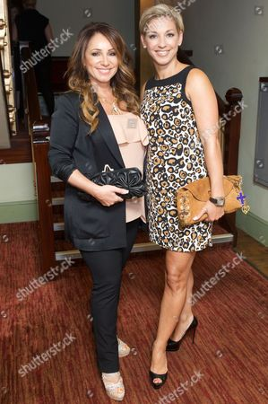 Jacqueline Gold and Vanessa Gold