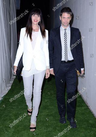 Mila Hermanovski and guest