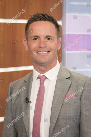 Editorial image of 'This Morning' TV Programme, London, Britain - 12 Aug 2013