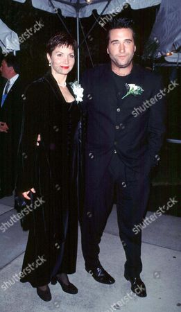 DANIEL BALDWIN AND WIFE ISABELLE