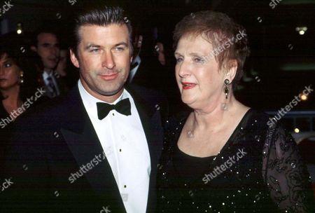 STEPHEN BALDWIN AND HIS MOTHER CAROL
