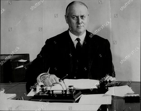 Editorial photo of Sir Thomas Inskip (now Lord Caldicott) Politician.