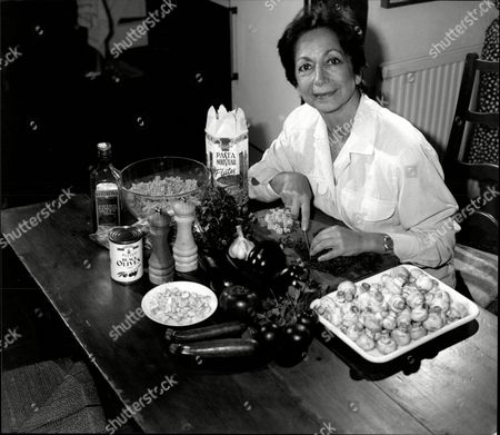 Claudia Roden Chef.