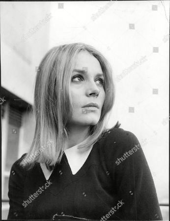 French Actress Francoise Dorleac (died 6/67).