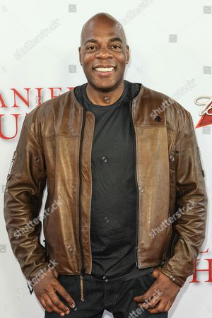 Stock Photo of Alonzo Bodden