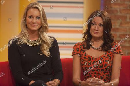Editorial photo of 'Daybreak' TV Programme, London, Britain - 13 Aug 2013