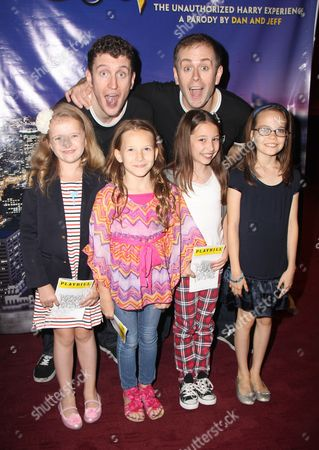 Stock Photo of Daniel Clarkson, Jefferson Turner, Milly Shapiro, Sophia Gennusa, Bailey Ryon, Oona Laurence