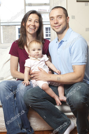 Wayne Thallon, wife Anna and daughter Emily Thallon