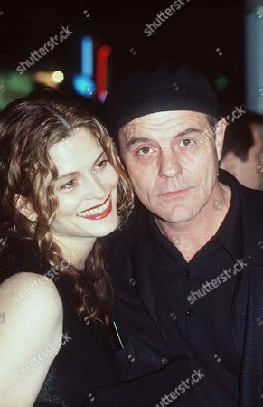 MICHAEL IRONSIDE AND WIFE