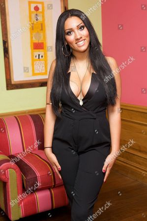 Stock Picture of Yazmin McCoy