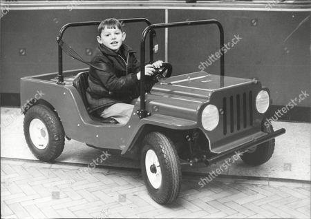 Children's Toy Cars Phillip Allan In Miniature Buglet Jeep At Selfridges Price Ii1 060.